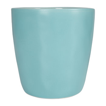 Beach Crackle Mug - Turquoise