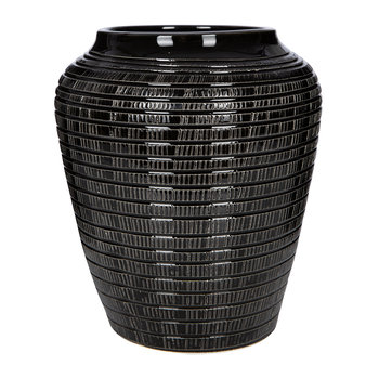 Willow Vase - Black