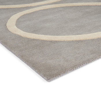 Giant Linear Stem Rug