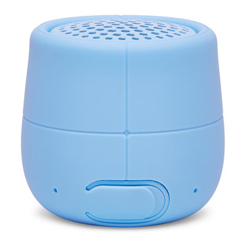 Mino X Water Resistant Bluetooth Speaker - Light Blue