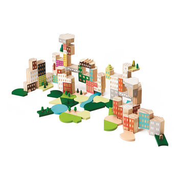 Blocs de Construction Blockitecture - Grande Ville