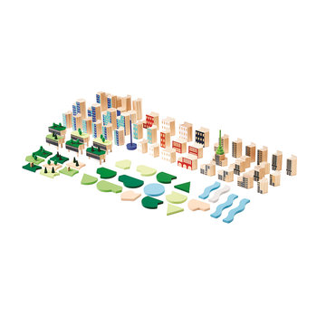 Blockitecture Building Blocks - NYC Big Apple