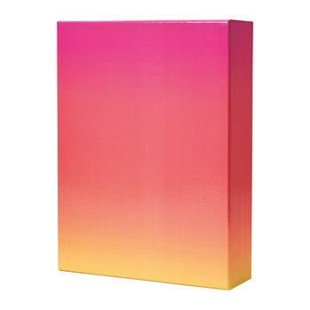 Large Gradient Puzzle - Pink/Yellow