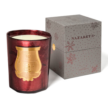 Nazareth Red Scented Candle
