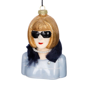 Anna Wintour Tree Decoration