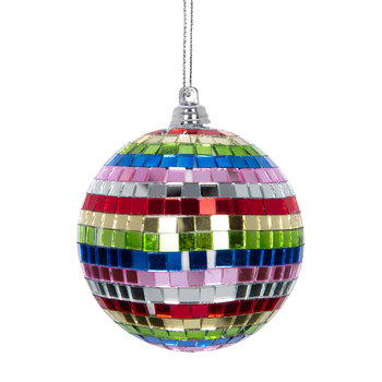 Spectrum Mirror Rainbow Bauble