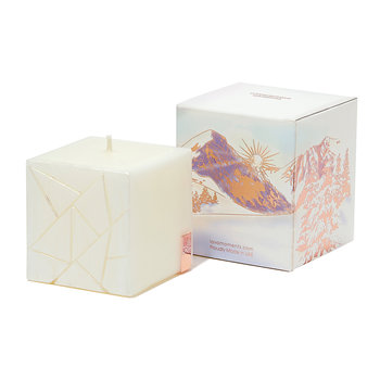 Moment Douillet Cube Candle