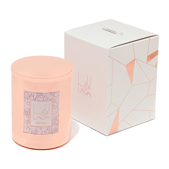 Oud Candle - Rose Gold