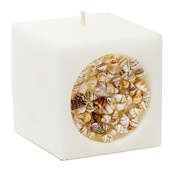 Seaful Cube Candle