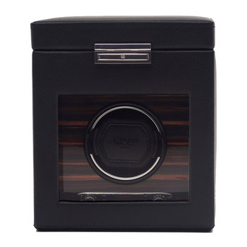 Roadster Watch Winder with Storage