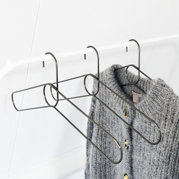 Loop Hangers - Set of 3 - Black