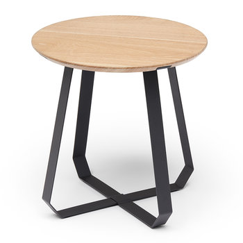 Shunan Side Table - Tall - Black