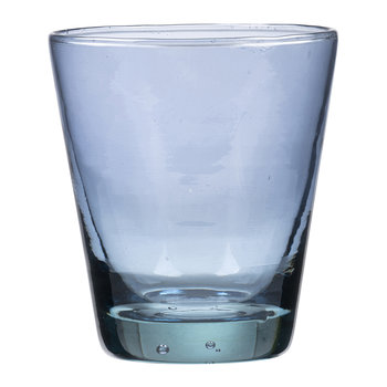Kusintha Water Glass - Blue