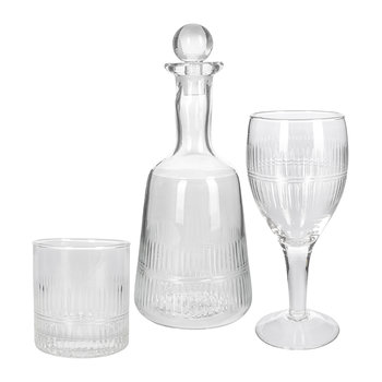 Mila Decanter - Clear