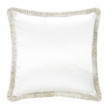 Monogram Pillow - Ivory - 40x40cm