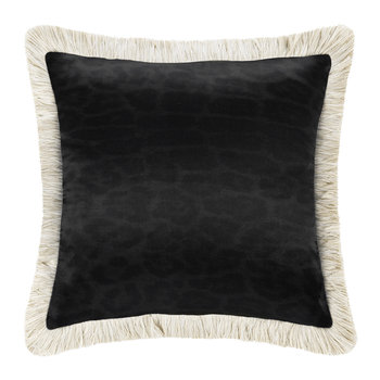 Monogram Pillow - Teal - 40x40cm