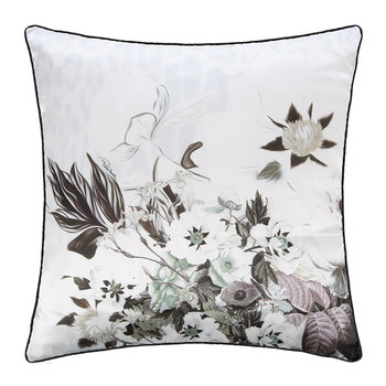 Soft Nature Silk Pillow - 40x40cm - Antique Rose