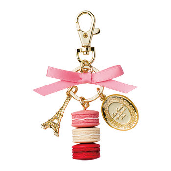 Maracons Keyring - Small - Rose