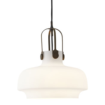 Copenhagen Pendant Light - Opal