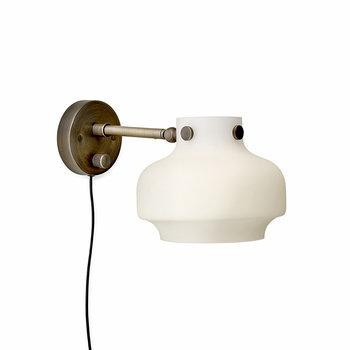 Copenhagen Wall Light - Opal