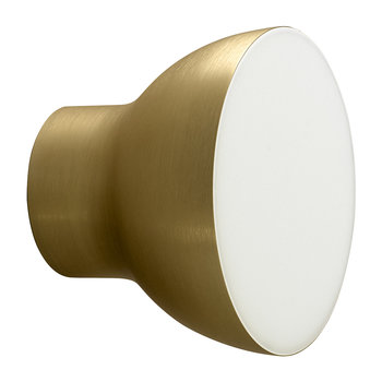 Passepartout Circular Wall Lamp - Gold