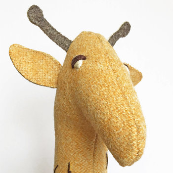 Zifa the Giraffe  Stuffed Animal