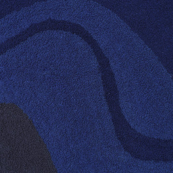 Vista Cushion - Dark Blue