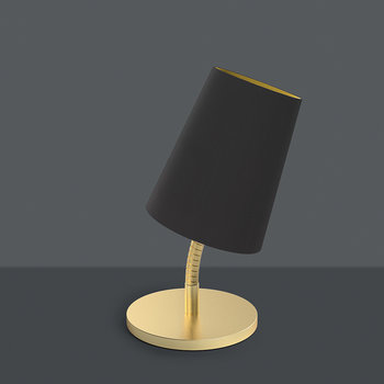 Dandy Table Lamp - Jet Black