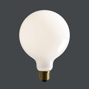 G125 Opaque Spherical Bulb