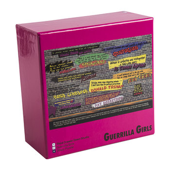 Puzzle « Guerrilla Girls » - Troubler la Paix