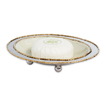 Cascade Soap Dish - Cloud