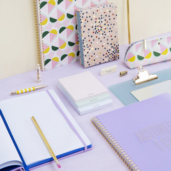 Stacked Notepad Set