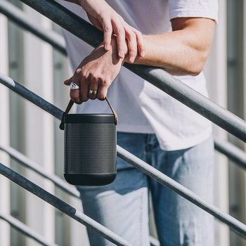 Enceinte Bluetooth aMajor - Noir