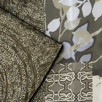 Faraqa Silk Throw - 130x180cm - Sand