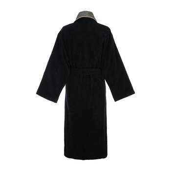 Platinum RC Bathrobe - Black
