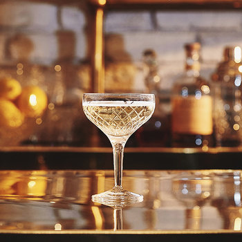 Barwell Champagne Coupe