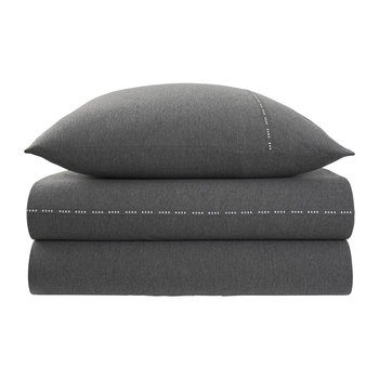 Boss Sense Duvet Cover - Charcoal