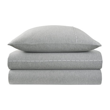 Boss Sense Quilt Cover - Grey