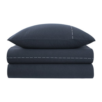 Boss Sense Duvet Cover - Navy