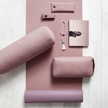 Lightweight Yoga Mat - Rose