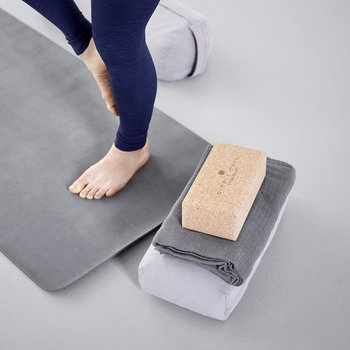 Lightweight Yoga Mat - Gray