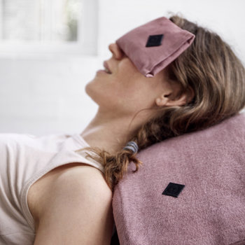 Yoga Eye Pillow - Rose