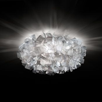 Clizia Ceiling/Wall Lamp - Flume