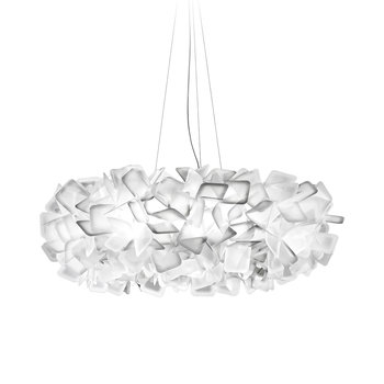 Clizia Suspension Ceiling Light - White