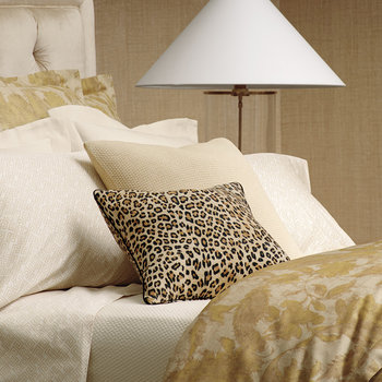 Attley Pillowcase - Gold