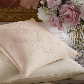 Jaime Pillow Cover - Blush - 45x45cm