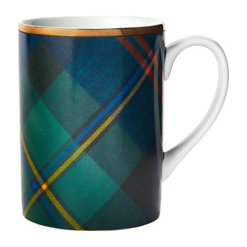 Wexford Tartan Mugs - Set of 4