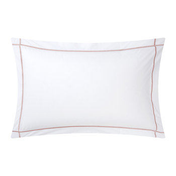 Athena Pillowcase - Tea
