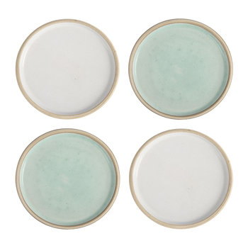 Stoneware Coasters - Set of 4