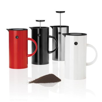 EM French Press - Red